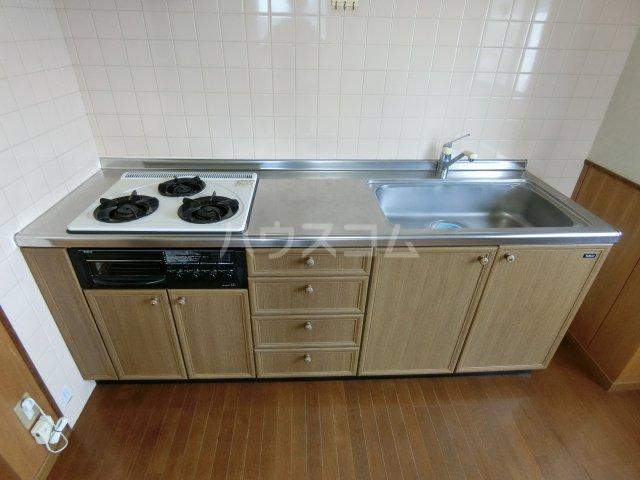 TKビル 3D号室のキッチン