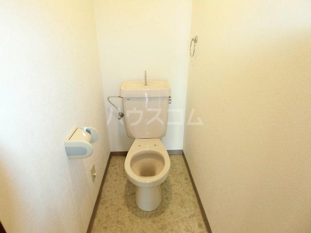 TKビル 3D号室のトイレ