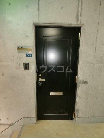TKビル 3D号室の玄関