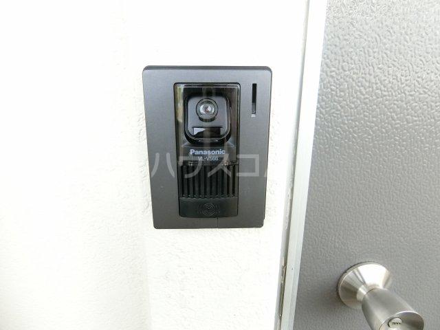 ブリリアントヒルズ西中島 201号室のセキュリティ