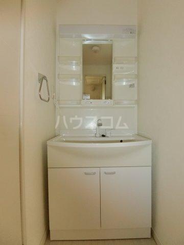 ブリリアントヒルズ西中島 201号室の洗面所