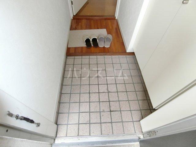 ブリリアントヒルズ西中島 201号室の玄関