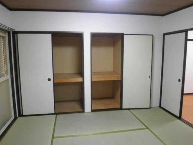 エステート阿倉川 A棟 202号室のエントランス