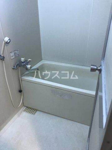 ドルフヤマノウチA 101号室の風呂