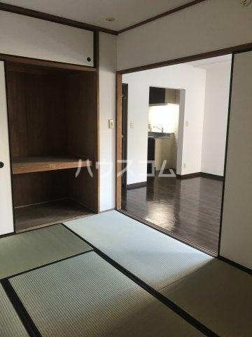 ドルフヤマノウチA 101号室のトイレ