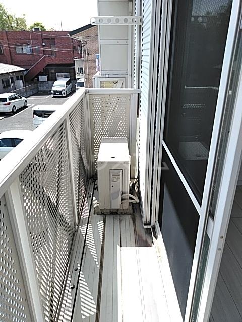 堀の内コーポ B 201号室のセキュリティ