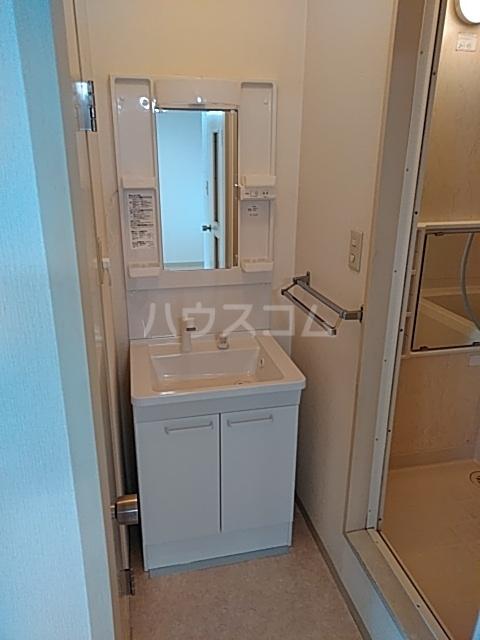 堀の内コーポ B 201号室の洗面所