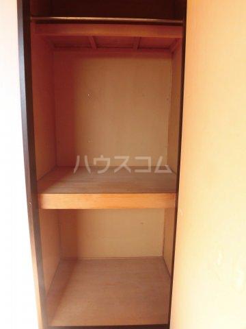 フォーブル光 A201号室の収納