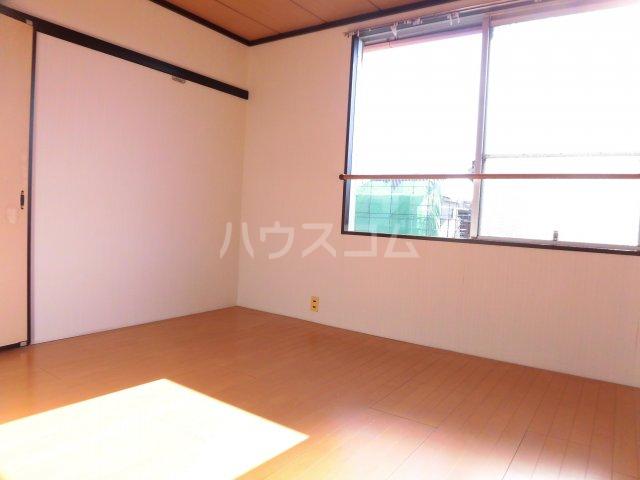 フォーブル光 A201号室の居室