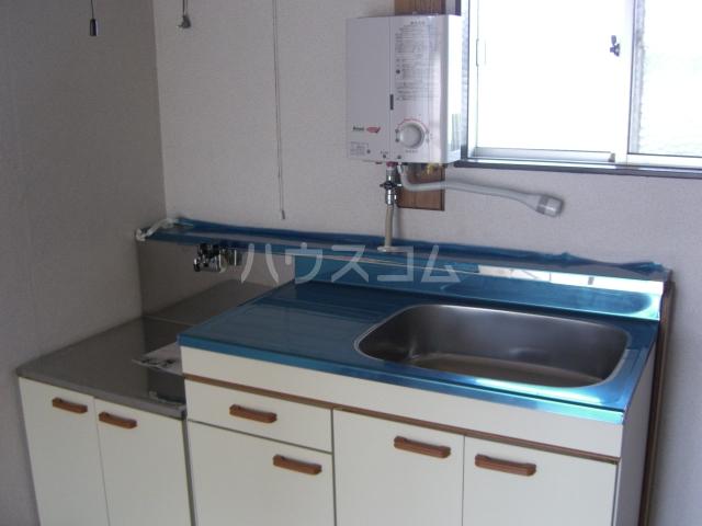 フォーブル光 A201号室のキッチン
