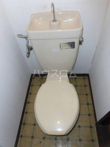 フォーブル光 A201号室のトイレ