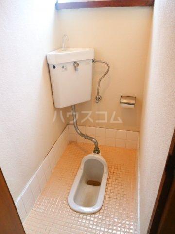さつき荘 5号室のトイレ