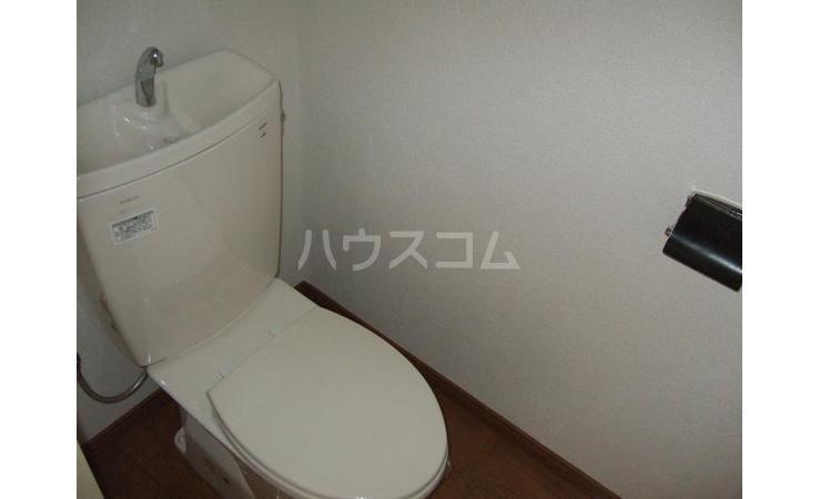 ひがしはらハイツ 101号室のトイレ