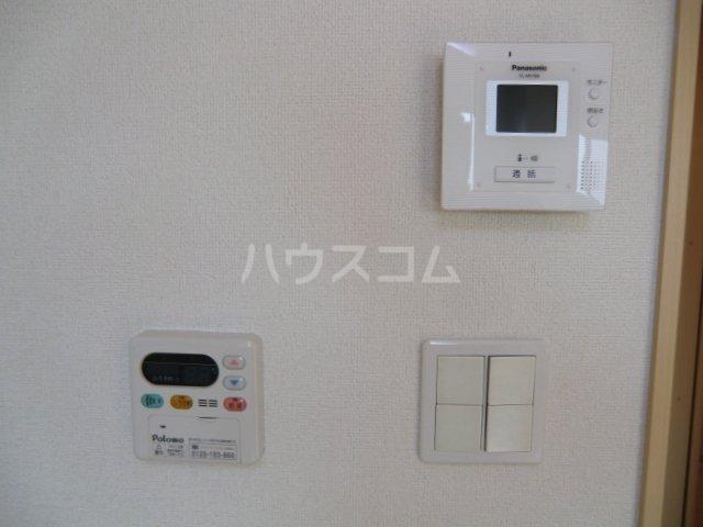 モン ブラン 01030号室のセキュリティ