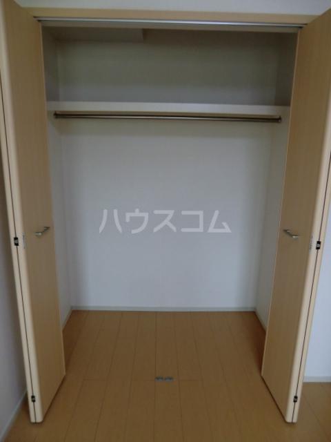 モン ブラン 01030号室の収納