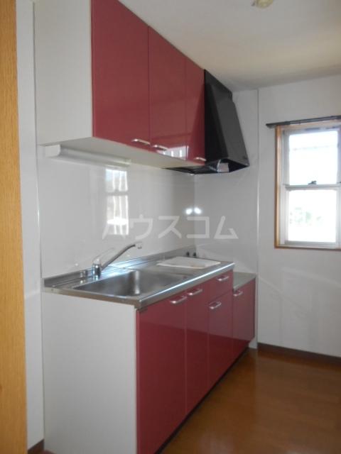 スマイルズ 106号室のキッチン