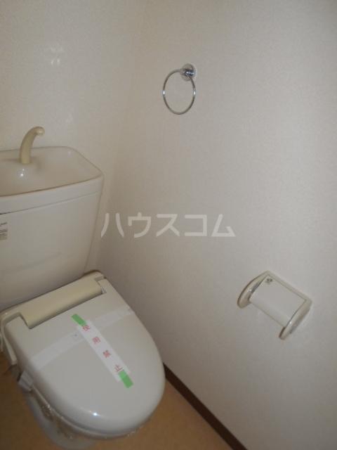 スマイルズ 106号室のトイレ