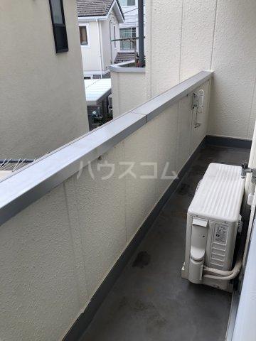 リバティアージュ 205号室のバルコニー