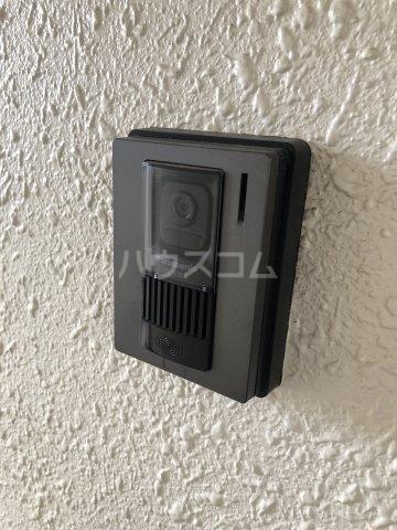 リバティアージュ 205号室のセキュリティ