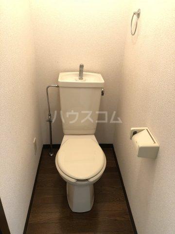 リバティアージュ 205号室のトイレ