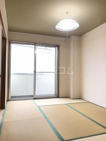 リバティアージュ 205号室のベッドルーム