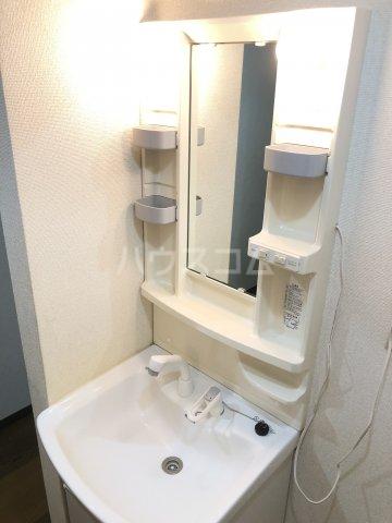 リバティアージュ 205号室の洗面所