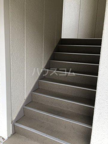 リバティアージュ 205号室の収納