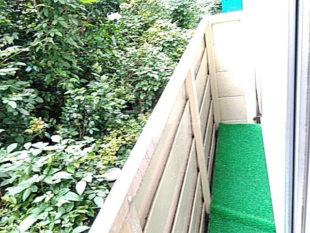 コーポヨコタ 0102号室のバルコニー