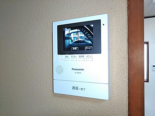 コーポヨコタ 0102号室のセキュリティ