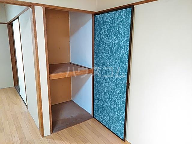 コーポヨコタ 0102号室の収納