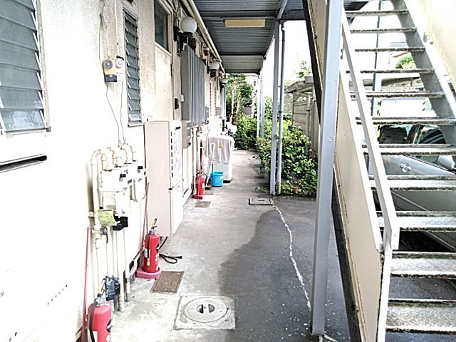 コーポヨコタ 0102号室のその他
