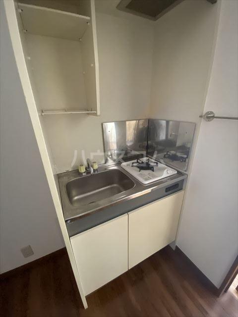 アネックス南浦和 107号室の洗面所