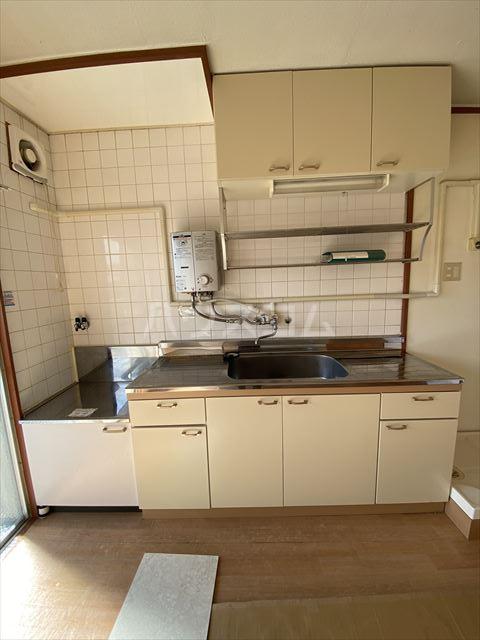 KSマンション 402号室のキッチン
