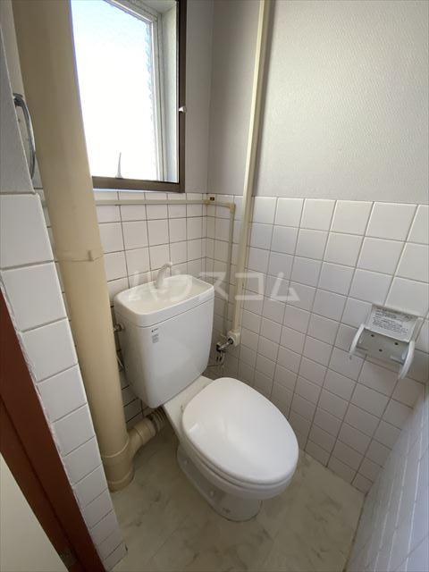 KSマンション 402号室のトイレ
