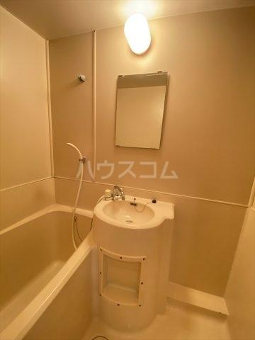 スカイフラット野口 202号室の洗面所