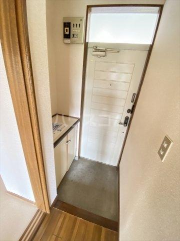 スカイフラット野口 202号室のトイレ
