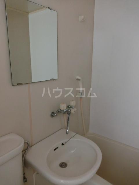 ニュースパークル 3R号室の洗面所