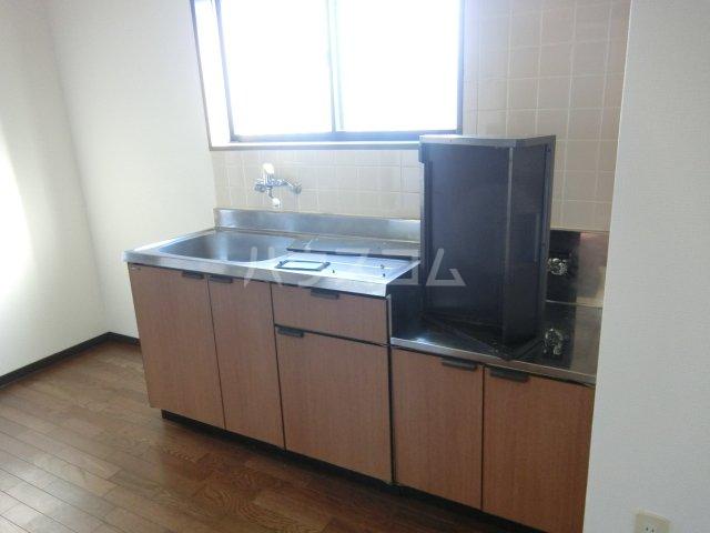 コンフォート楠 107号室のキッチン