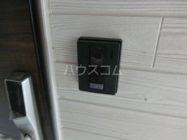 REAL BLOSSOM Ⅱ芝田 205号室のセキュリティ