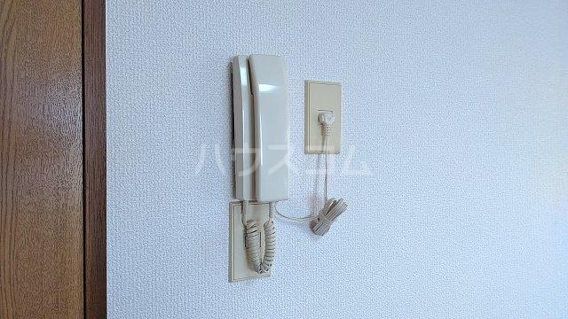 メゾンド・パーシモン 404号室のセキュリティ