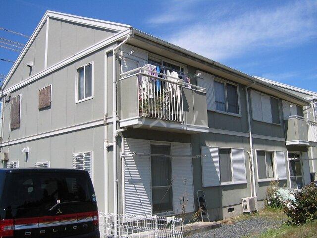 クレスト藤ケ丘A/B B202号室の外観