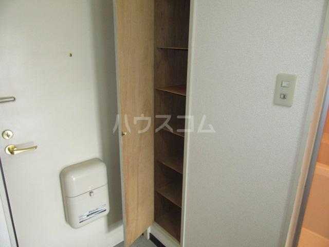 オリオンハイツ 303号室の収納