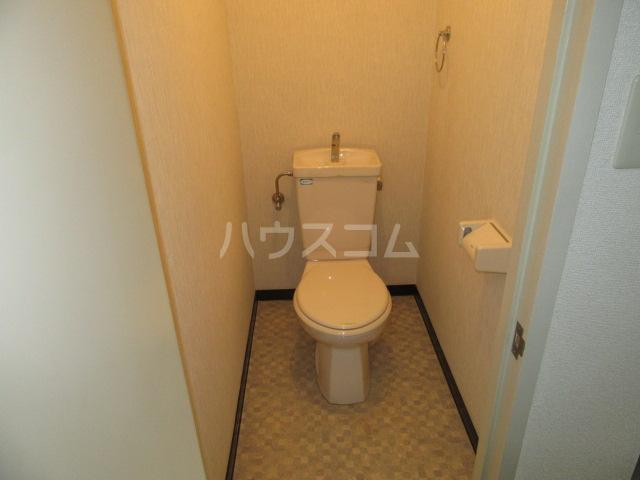 オリオンハイツ 303号室のトイレ