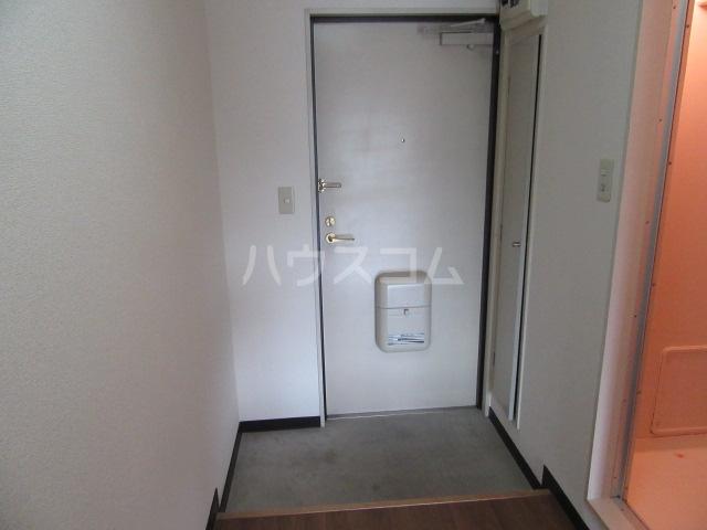 オリオンハイツ 303号室の玄関