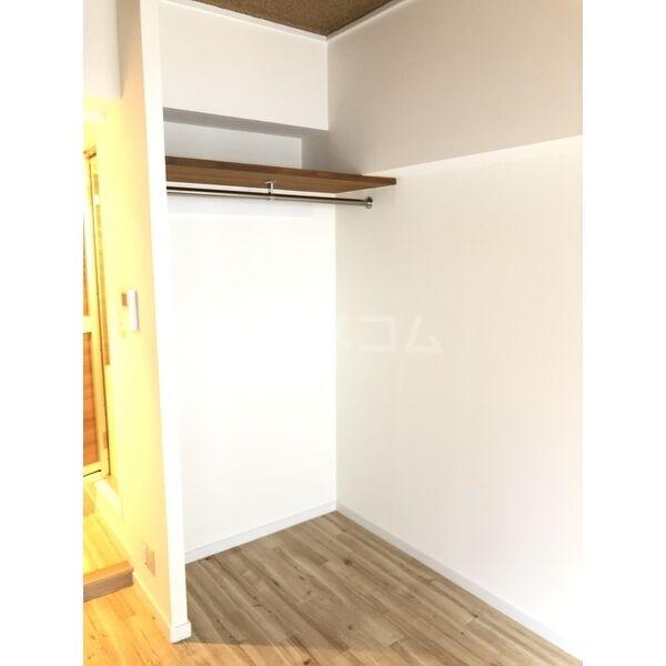ドール豊 503号室のトイレ