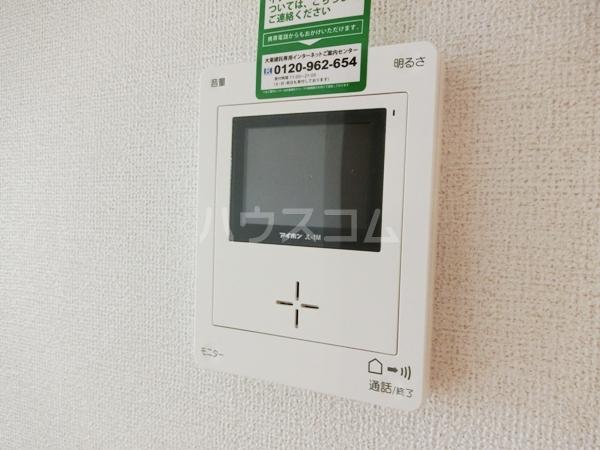 サンリット・レジデンスB 02030号室のセキュリティ