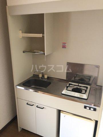 Exビル 302号室のキッチン