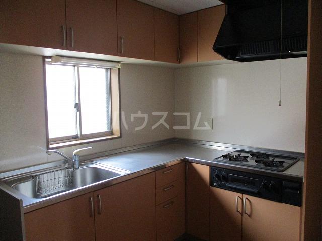 高砂コーポ 2C号室のキッチン