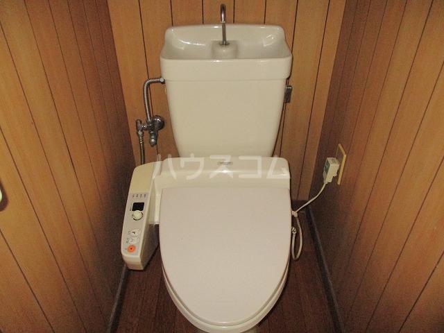 高砂コーポ 2C号室のトイレ
