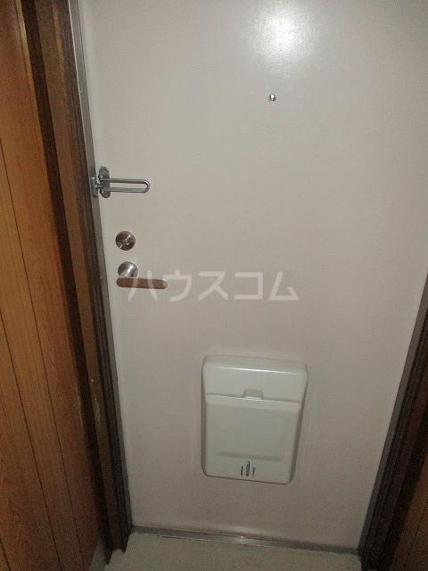 高砂コーポ 2C号室の玄関